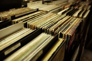records and files for storage