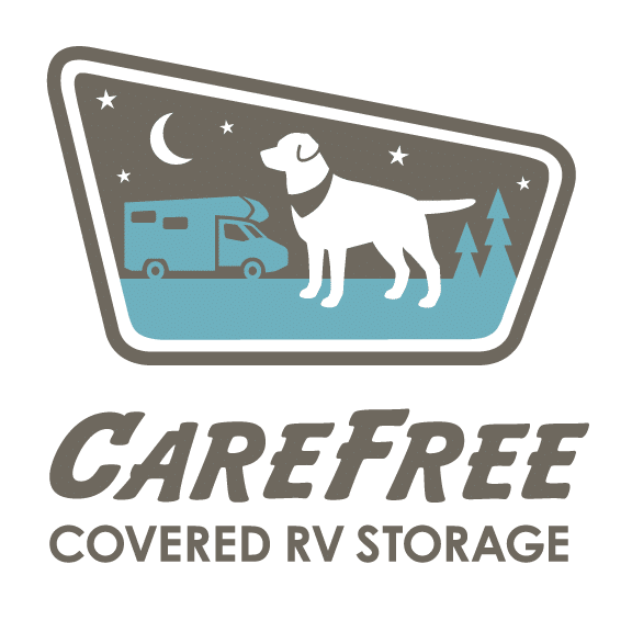 Carefree Covered RV Storage