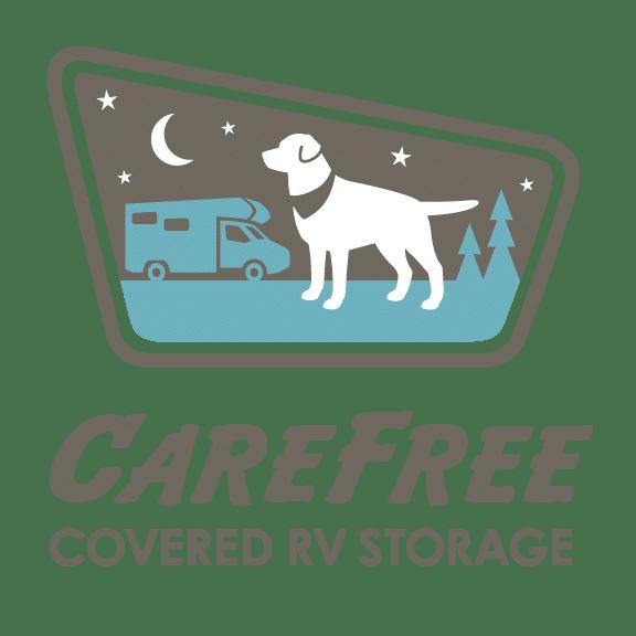 Carefree Covered RV Storage